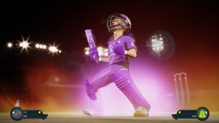Shaky start for Big Bash Boom on Switch, patch incoming