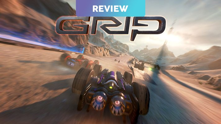 GRIP (Switch) Review
