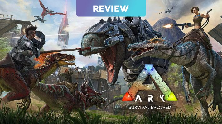 ARK: Survival Evolved (Switch) Review