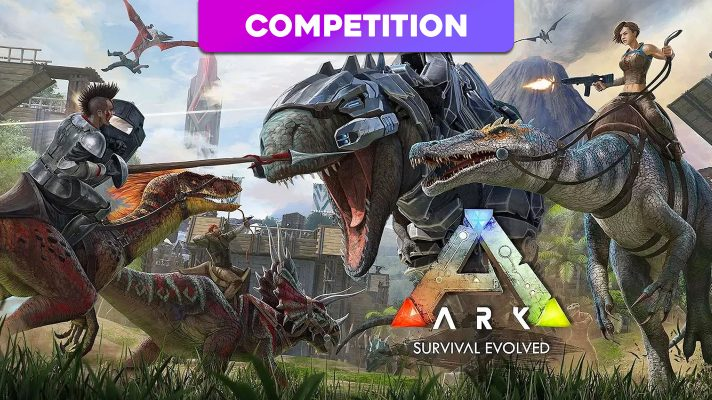 Competition: Three copies of ARK: Survival Evolved on Switch to Giveaway (Winners Announced)
