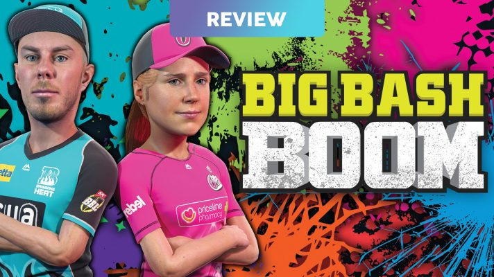 Big Bash Boom (Switch eShop) Review