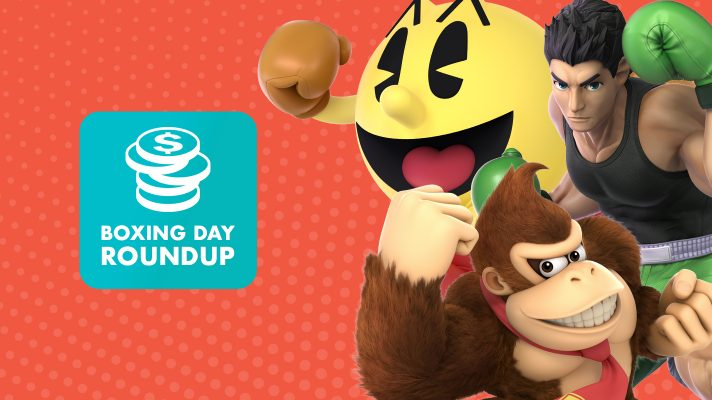 Bargain Roundup: All the Nintendo Boxing Day Deals 2019