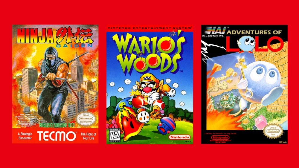 Nintendo adds 3 new NES Games to Switch Online service