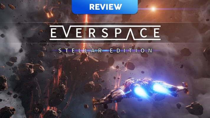 Everspace: Stellar Edition (Switch eShop) Review
