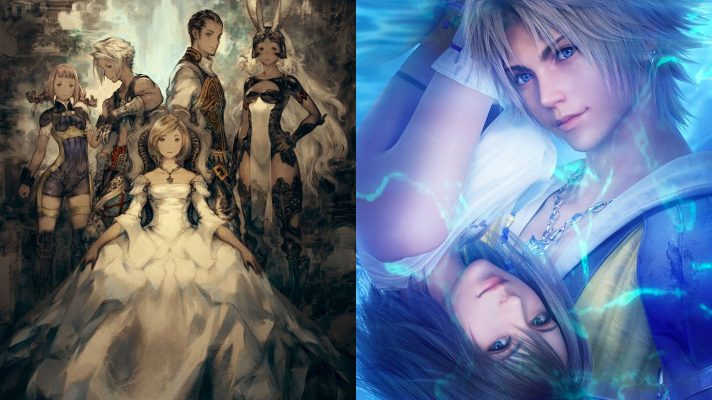 Final Fantasy X / X-2 HD Remaster & Final Fantasy XII: The Zodiac Age dated for April
