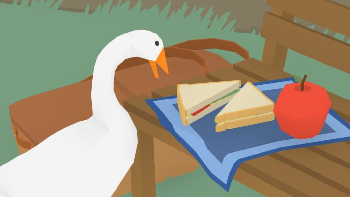 Untitled Goose Game steals Game of the Year award at DICE Awards 2020