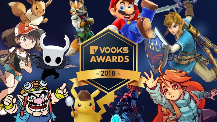 The Vooks Awards 2018 – The Best of Switch, Nindies, 3DS and more