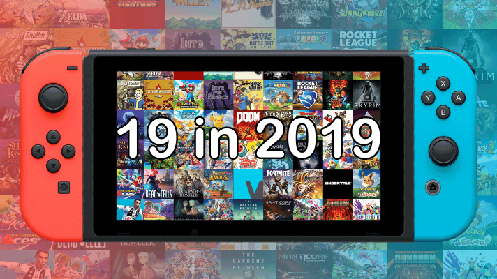 Top 19 games for Switch in 2019