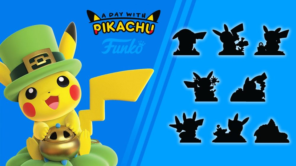 Funko bringing a year of Pikachu figures to The Pokémon