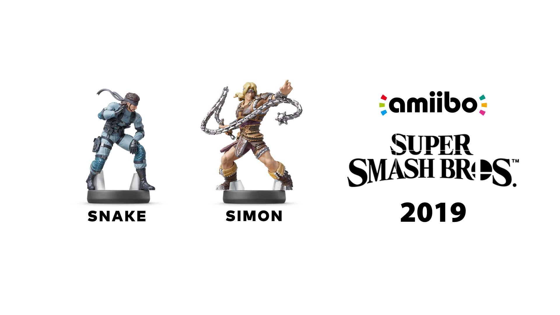 Nintendo Direct Reveals New Slate Of Smash Bros. Ultimate Amiibo