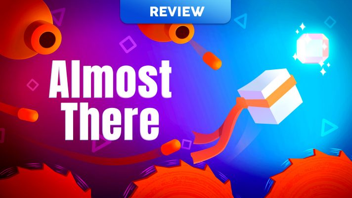 Almost There: The Platformer (Switch) Review
