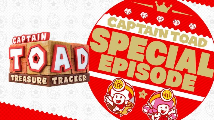 Captain Toad: Treasure Tracker gets free update today, New DLC available as well