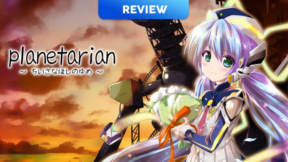planetarian (Switch eShop) Review - Vooks