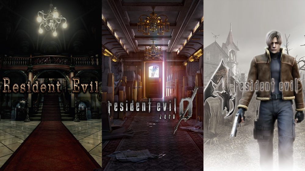 Three Resident Evil Nintendo Switch Ports Will Appear On May 21, 2019