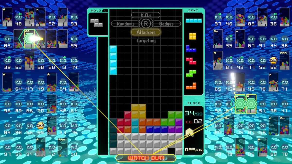 Tetris 99 (Switch eShop) Review - 1st Gamers