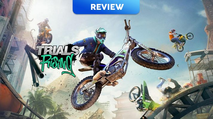 Trials Rising (Switch) Review