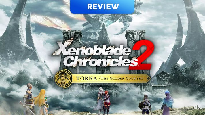 Xenoblade Chronicles 2: Torna ~ The Golden Country (Switch) Review