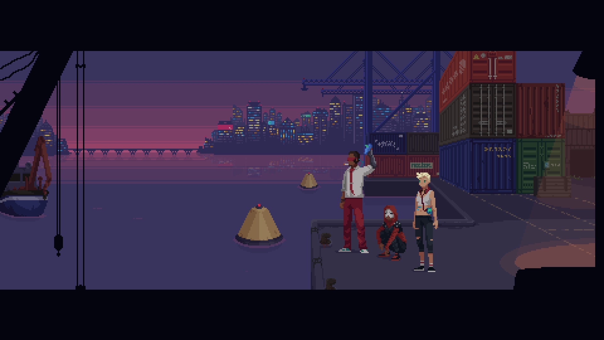 The Red Strings Club (Switch eShop) Review - Vooks
