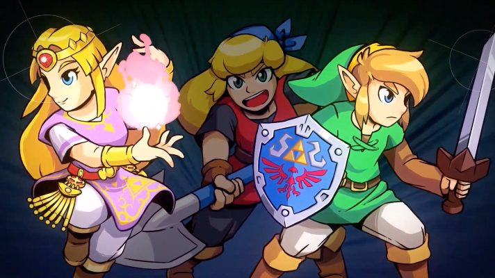 Cadence of Hyrule – Crypt of the NecroDancer Featuring the Legend of Zelda announced for Switch