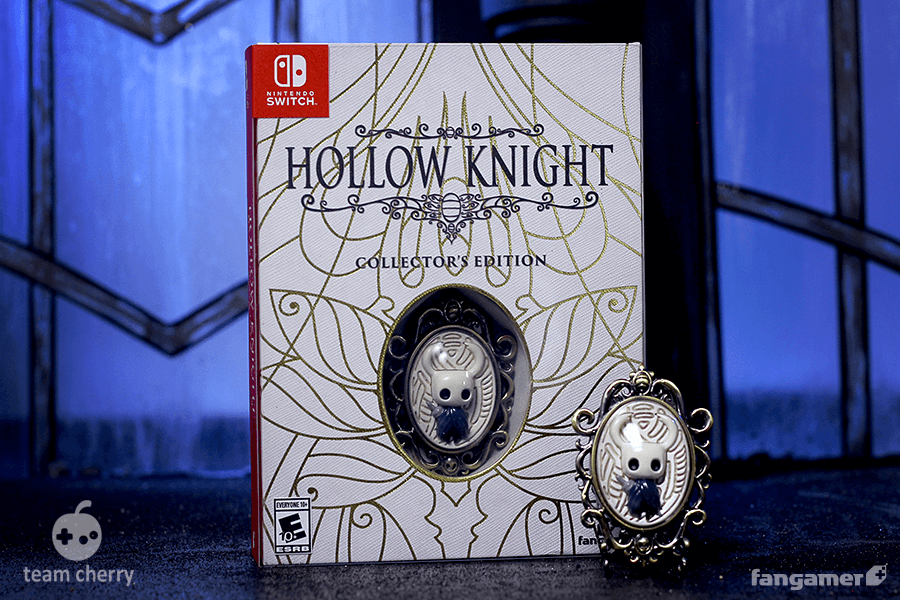Hollow Knight S Physical Release Is Back On This Time