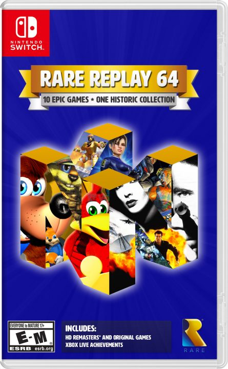 Exclusive: Rare returns to Nintendo with Rare Replay 64