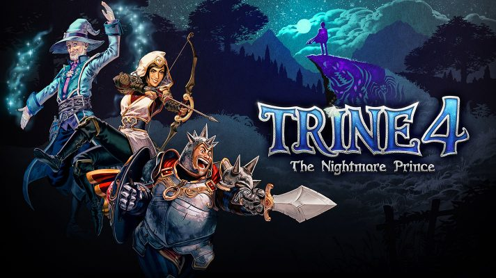 Trine 4: The Nightmare Prince is heading to Switch later this year