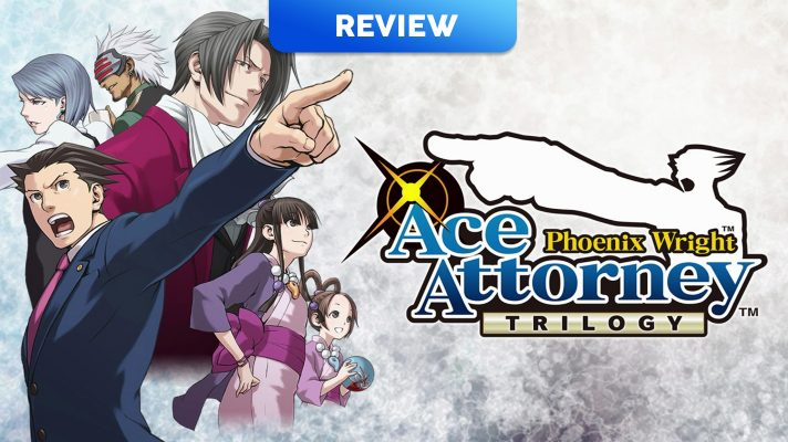Phoenix Wright: Ace Attorney Trilogy (Switch eShop) Review