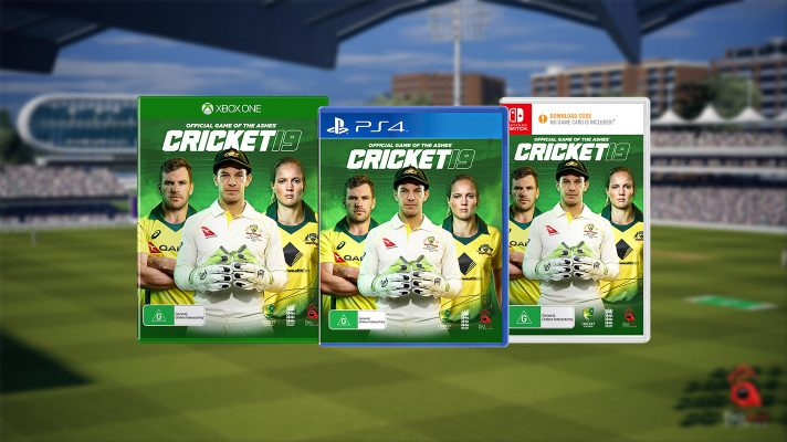 Cricket 19 Releasing 28 May, Will Be Digital On Switch