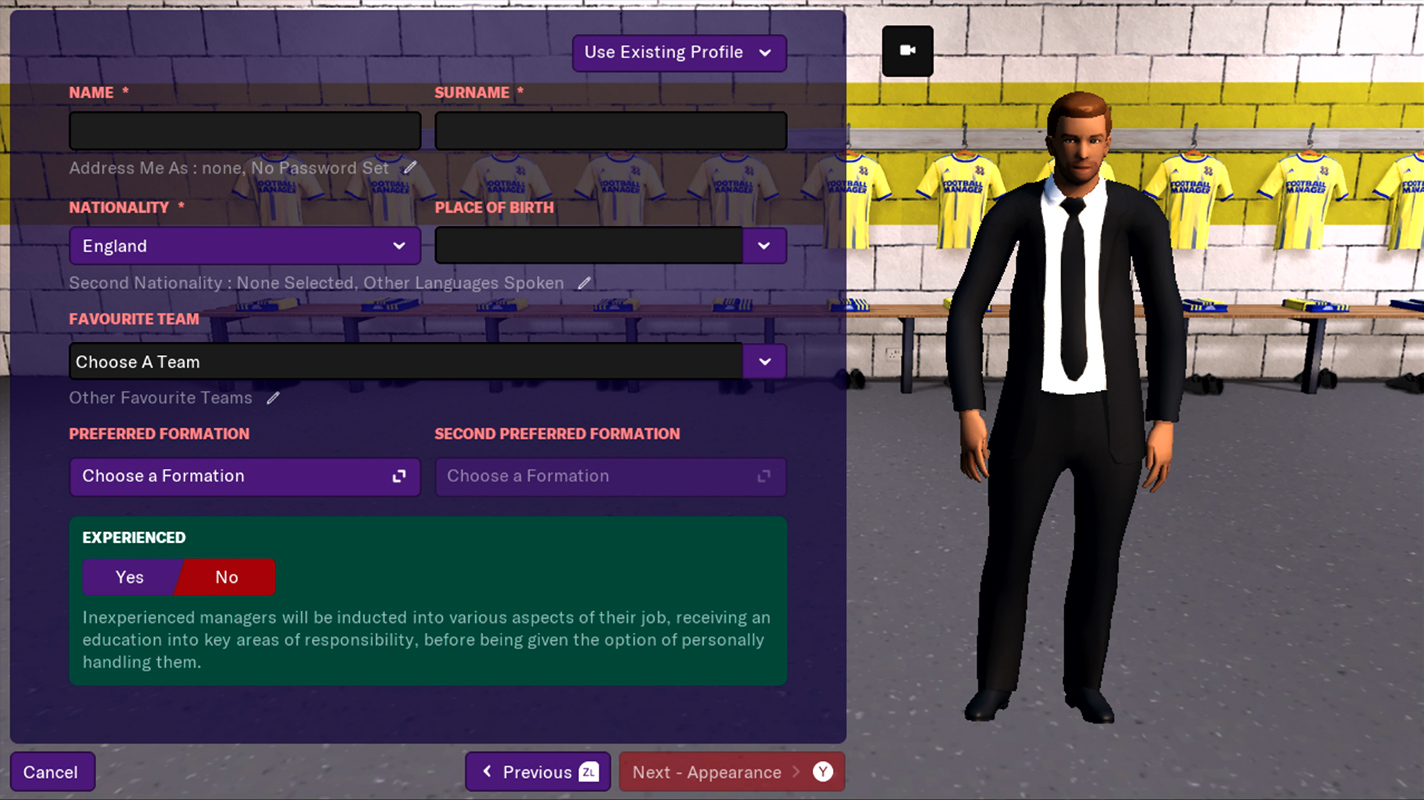 Football Manager 2019 Touch (Switch eShop) Review - Vooks
