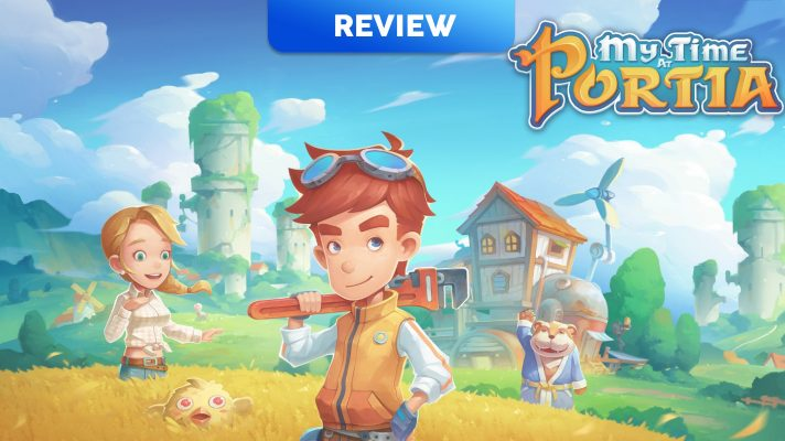 My Time at Portia (Switch) Review