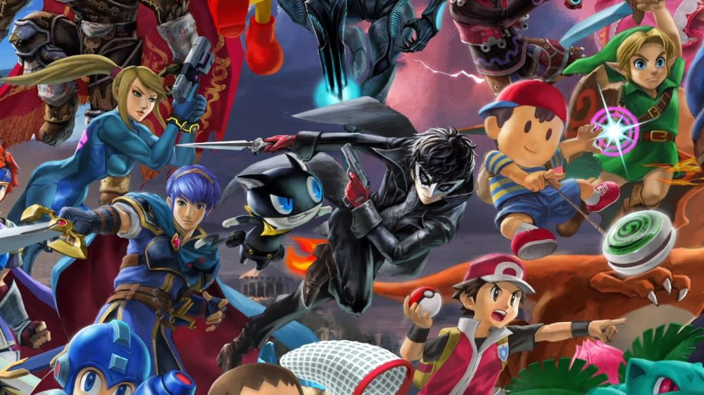 'Super Smash Bros. Ultimate' adds free stage builder alongside DLC