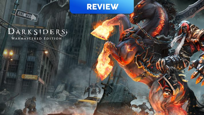 Darksiders Warmastered Edition (Switch) Review