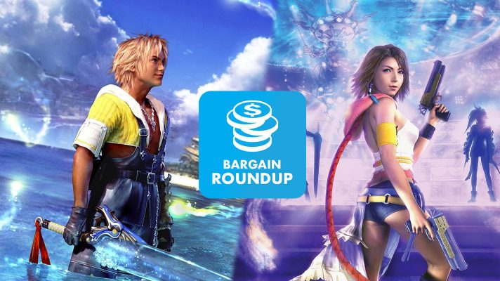 Aussie Bargain Roundup: Final Fantasy X and X-2 HD Remaster (Switch)