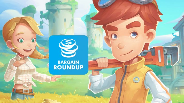 Aussie Bargain Roundup: My Time At Portia (Switch)