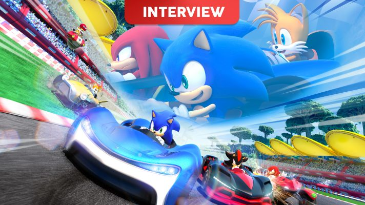 Interview: A chat with Takashi Iizuka producer on the upcoming Team Sonic Racing