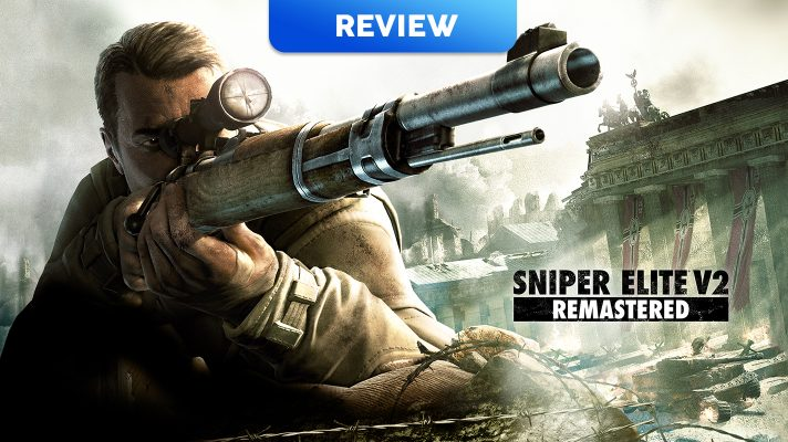 Sniper Elite V2 Remastered (Switch) Review