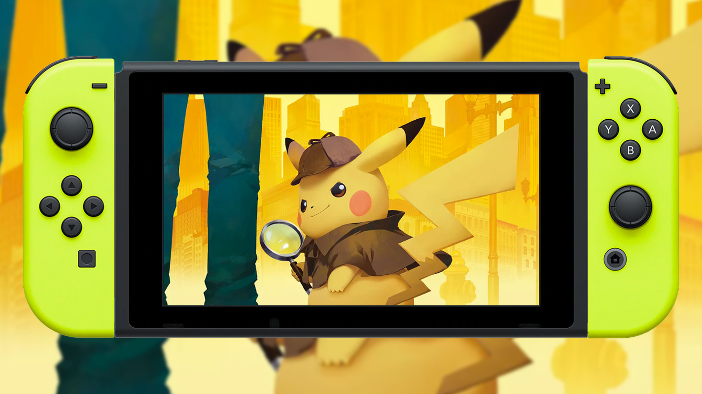 A Detective Pikachu Sequel Is Coming To The Nintendo Switch Vooks