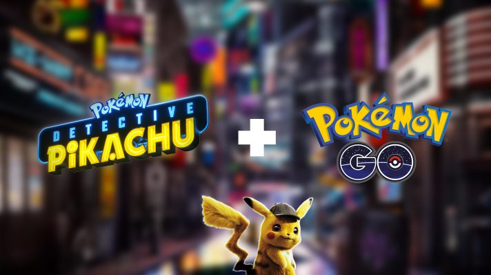 Pokémon Go gets a Detective Pikachu event this week