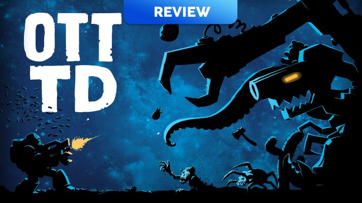 OTTTD: Over The Top Tower Defense Review (Switch eShop)