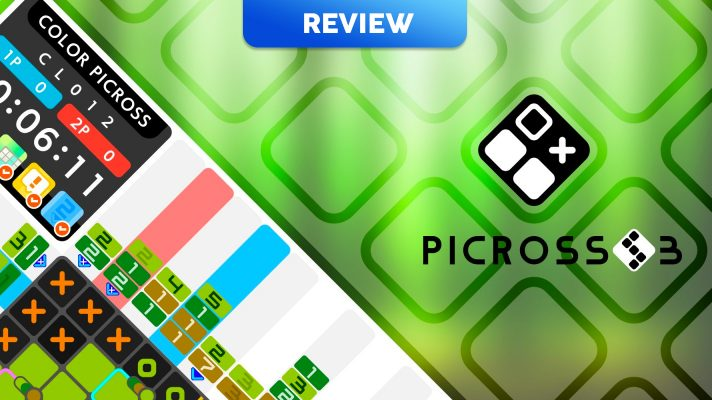 Picross S3 (Switch eShop) Review