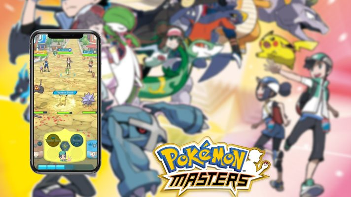 Pokémon Masters out now on iOS and Android worldwide