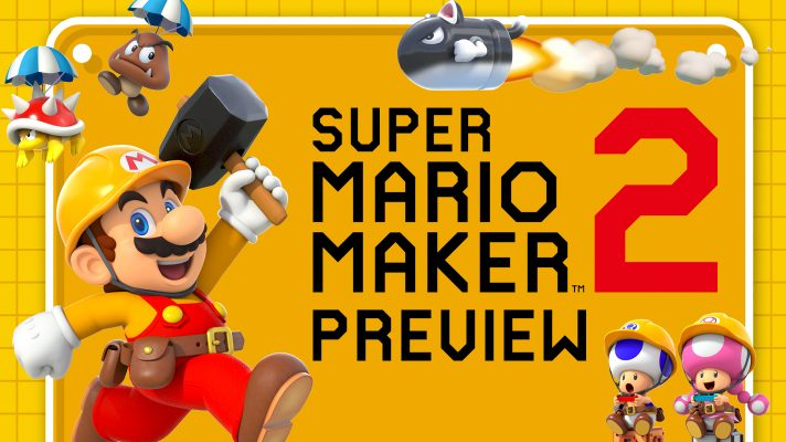 Hands-on with Super Mario Maker 2 – Play, Create, Together