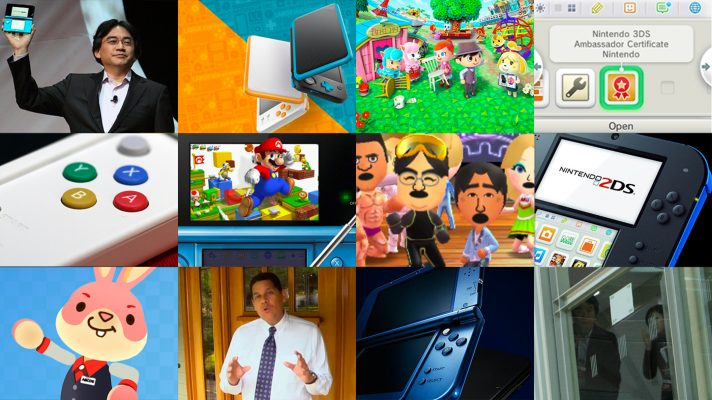 The life and times of the Nintendo 3DS