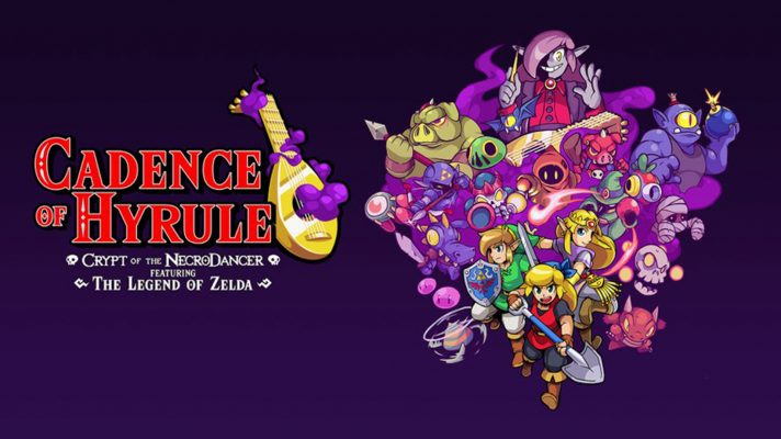 E3 2019: Cadence of Hyrule – Crypt of the NecroDancer Featuring The Legend of Zelda out later this week, June 13th