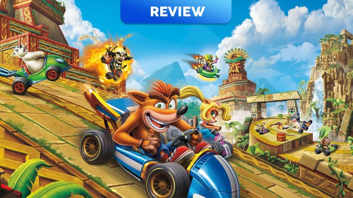 Crash Team Racing Nitro-Fueled (Switch) Review