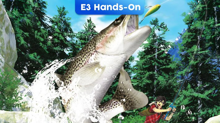 E3 2019: Hands-on with Reel Fishing Road Trip Adventure
