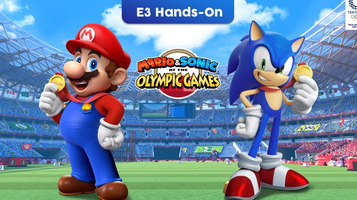 E3 2019: Hands-On with Mario & Sonic at the Olympic Games Tokyo 2020