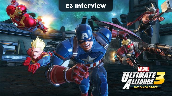 E3 2019: Marvel Ultimate Alliance 3: The Black Order Interview