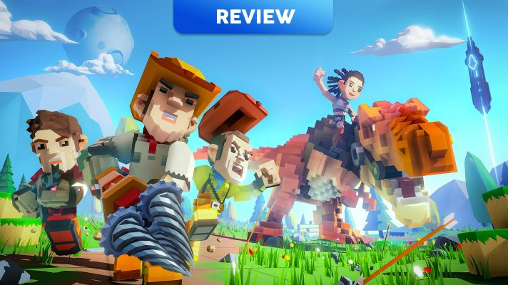 PixARK (Switch) Review