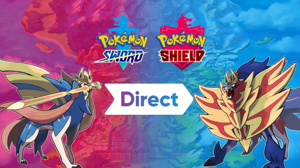 Pokemon Sword And Shield Out November 15 Wild Areas Dynamax New